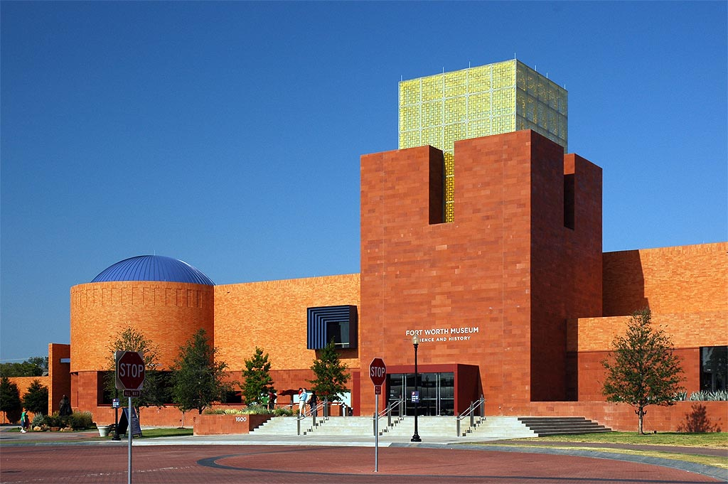 fort worth fort worth museum of science and history: