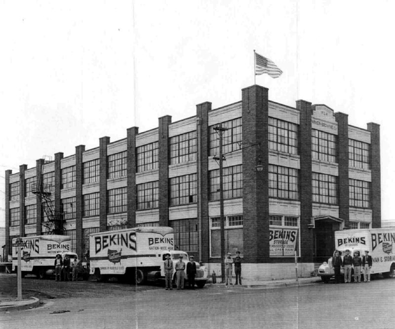 Parker-Browne Co. - 1943