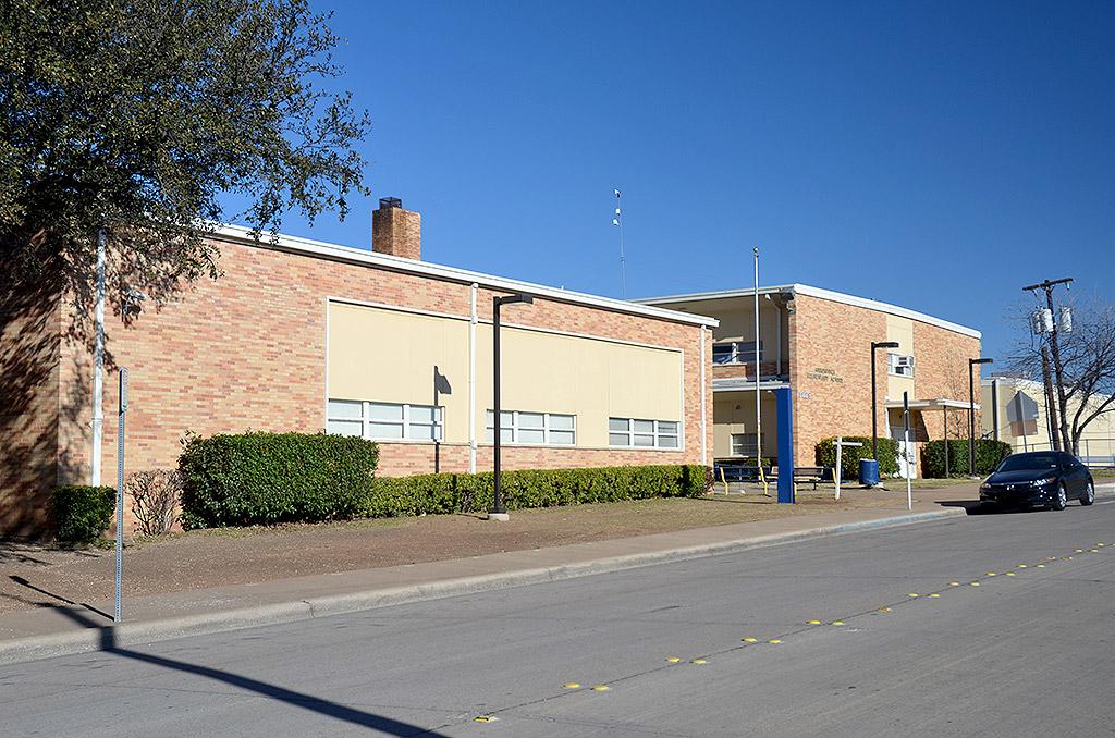 Kirkpatrick Elementary School Architecture In Fort Worth