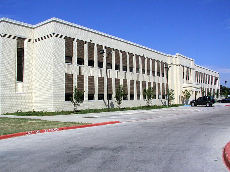 North Side High School Architecture In Fort Worth S