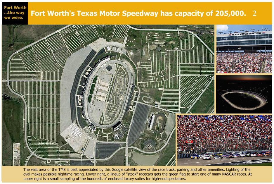 Texas motor speedway parking for Texas motor speedway ticket office