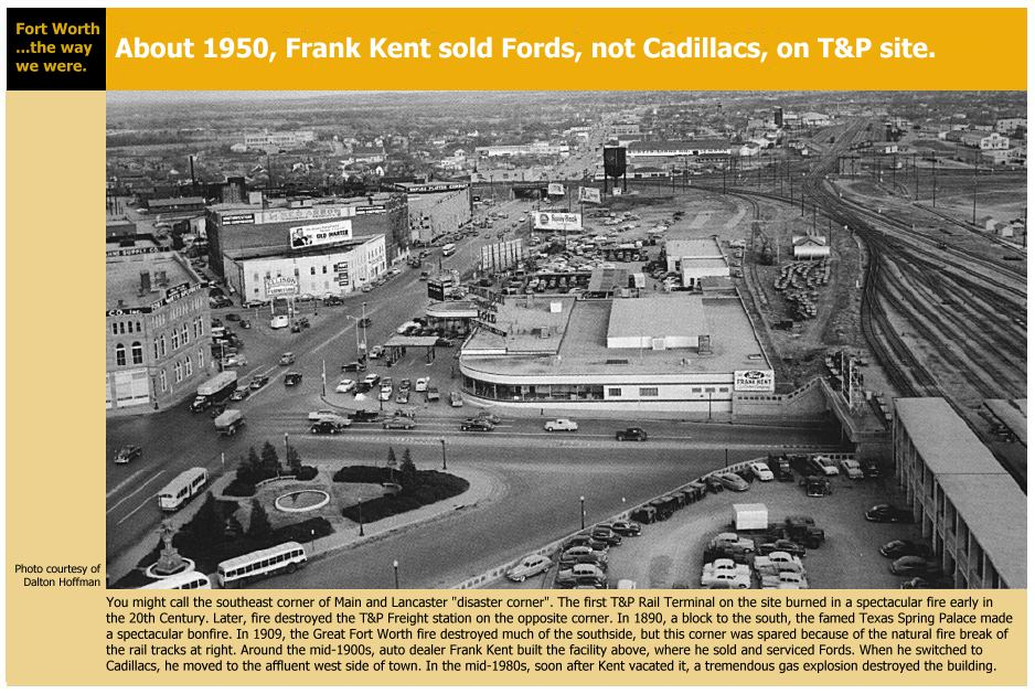 Frank Kent Ford 1950s