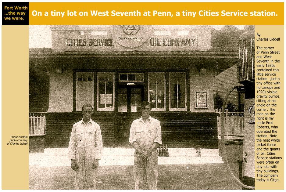 cities service oil    penn