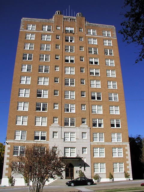 Forest Park Tower - Architecture in Fort Worth's South Side