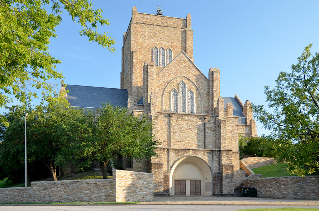 St Stephen Presbyterian Church Architecture In Fort Worth