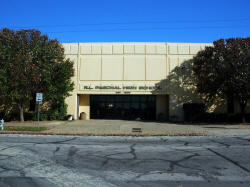 Paschal High School Architecture In Fort Worth