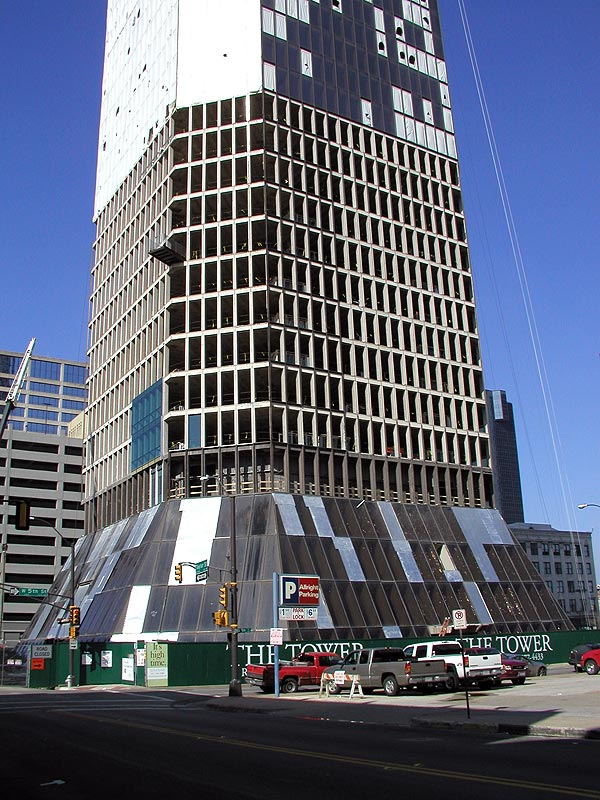 Bank One Tower Archive