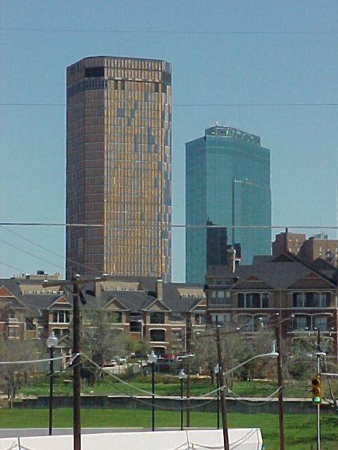 Fort Worth Tornado March 28 2000