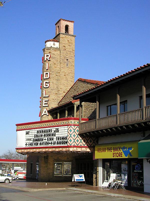 ridglea theatre