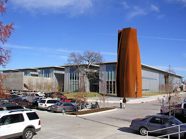 Modern Art Museum Of Fort Worth Architecture In Fort Worth