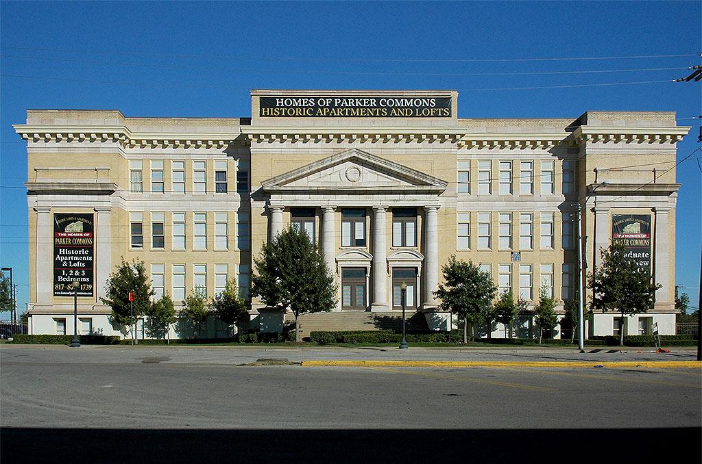 Fort Worth High School