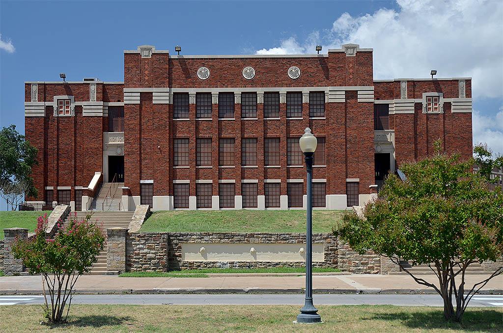 North Fort Worth High Schooljp Elder Annex Architecture In Fort